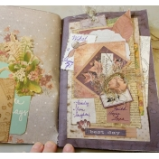 TN Junk Journal layout #2