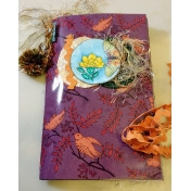 Autumn Bramble hybrid Junk Journal Planner
