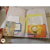 Autumn Bramble hybrid Junk Journal Planner #4