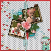Confectionery Delight by Thrifty Scraps