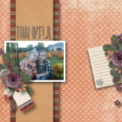 Fall In Love Layout