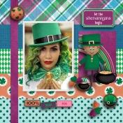 Lucky Leprechaun 100% Irish Fun