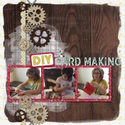 diy Card making