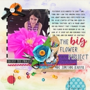 the BIG flower project