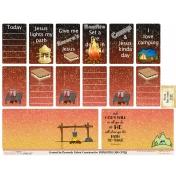 Bonfire Planner Stickers