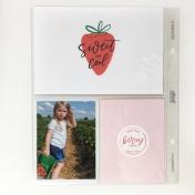 Strawberry Picking- left