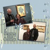 Grammy & Grandpa visit Van Gogh
