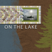 Camping on the Lake