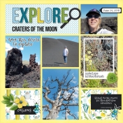 Explore Craters of the Moon