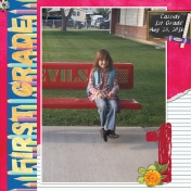 Cassidy 1st Grade