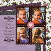 Layout Challenge- September Blog Train 1