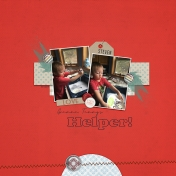 Layout Challenge- Life Documented- Dec 2019