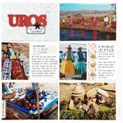 Peru 2017: Uros L