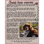 Cherish these memories (Maggie 1)