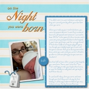 On The Night You Were Born (part 1)