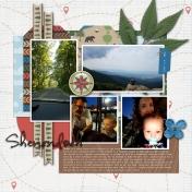 Skyline Drive, part 1