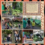 Zoo Birthday Trip