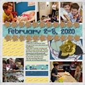 February 2020, week 1