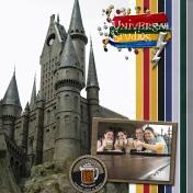 Butterbeer at Hogwarts
