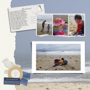Park Beach Day, part 1