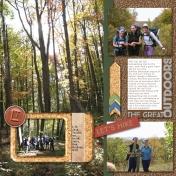 Loyalsock Trail 2006, part 1