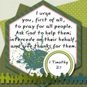 30 Days of Thankfulness, Day 14