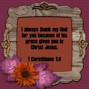 30 Days of Thankfulness, Day 16