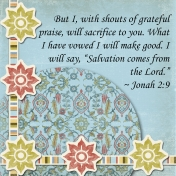 30 Days of Thankfulness, Day 19