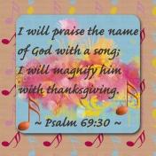 30 Days of Thankfulness, Day 21