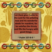 30 Days of Thankfulness, Day 22