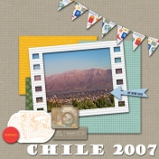 Chile 2007 Cover Page