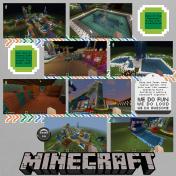 Minecraft Waterpark