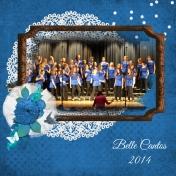 Belle Cantos 2014