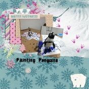 Painting Penguins