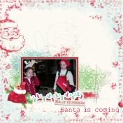 Santa's Coming 4