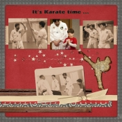 Karate page 2
