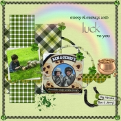 St Patty's Day Page