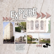 San Francisco Explore Architecture