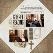 Gospel Reading Wedding
