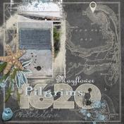 Pilgrims Marker Provincetown