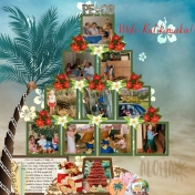 Christmas in Hawaii '85 to NYD '86