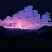 Sunset January 2014