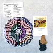 Walking the Labyrinth, February22, 2020