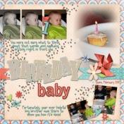 Birthday Baby