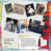 Day 13- 1974 Grandads Birthday Party