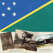 Day 16- 1978 Solomon Islands Independence