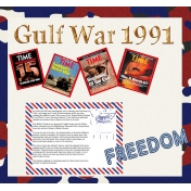 Day 28 The Gulf War 1991