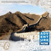 Great Wall of China Adventure