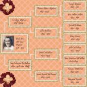 Grandma Jean's Family tree