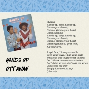 Hands Up by Ottawan 1981